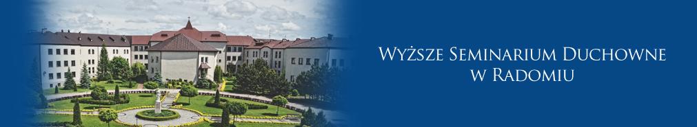 Wyższe Seminarium Duchowne w Radomiu